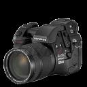 Иконка фотокамера - фотоаппарат, фото