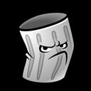 Иконка мусорная корзина - мусорка, корзина