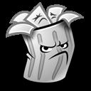 Иконка мусорная корзина - мусор, корзина
