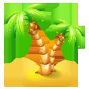 Иконка Пальма