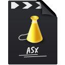 Иконка формат ASX