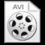Иконка формат Avi