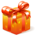 Иконка подарок - подарки, коробка