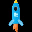 Твиттер ракета