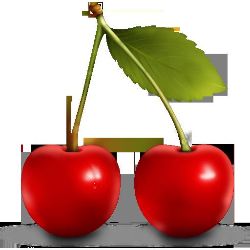 Иконка вишня - ягоды