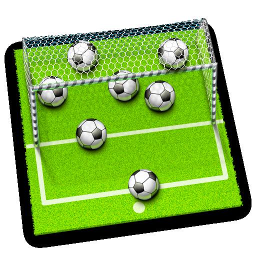 Иконка футбол - футбол