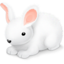 Иконка кролик -