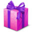 Иконка Png подарок
