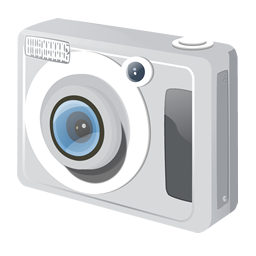 Иконка фотоаппарат - фотоаппарат, фото