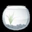 Иконка аквариум