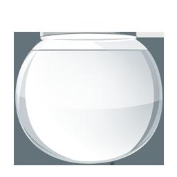 Иконка пустой аквариум - аквариум
