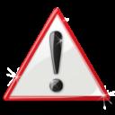 Иконка восклицательный знак - знаки, восклицательный знак
