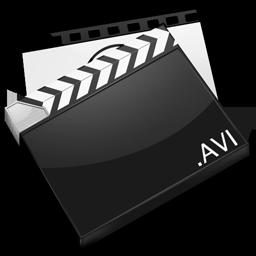 Иконка формат avi - avi
