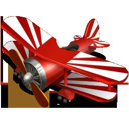 Иконка самолёт - самолёт