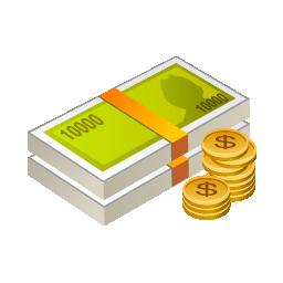 Иконка деньги - деньги