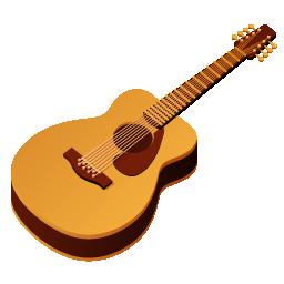 Иконка гитара - музыка, гитара