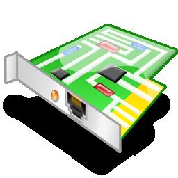 Иконка сетевая карта - сетевая карта