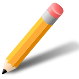 Иконка карандаш - карандаш