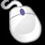 Иконка компьютерная мышь