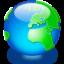 Иконка земной шар