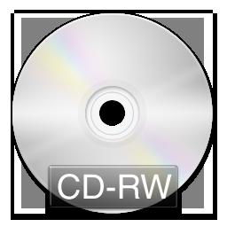 Иконка CD-RW - диск, cd-rw, cd