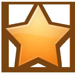 Иконка звезда - избранное, звезда