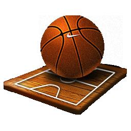 Иконка баксетбол - спорт, баксетбол