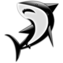 Иконка акула - акула
