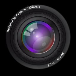 Иконка объектив - фото, объектив
