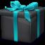 Иконка подарочная коробка
