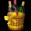 Иконка бутылки с вином
