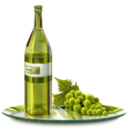 Иконка вино и вин...