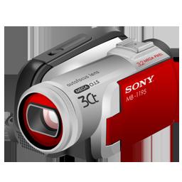 Иконка видеокамера - видеокамера, видео