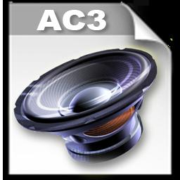 Иконка формат ac3 - ac3
