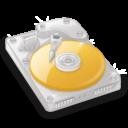 Иконка винчестер - жесткий диск, диск, винчестер