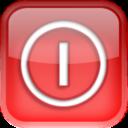 Иконка выключение - кнопка, выключение