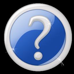 Иконка знак вопроса - знаки, вопрос