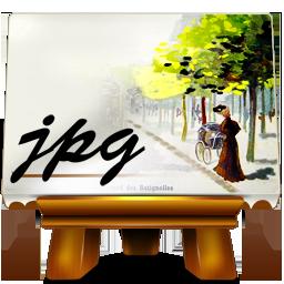 Иконка JPG - изображения, jpg