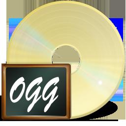 Иконка формат Ogg - Ogg