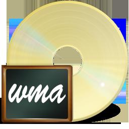Иконка формат wma - музыка, wma