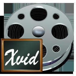 Иконка кодек XviD - XviD