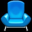 Иконка кресло