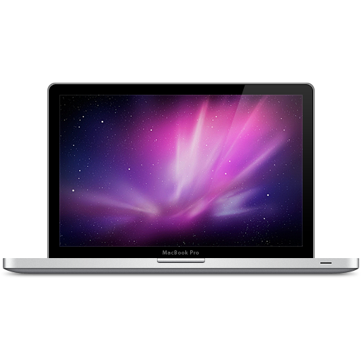 Иконка Macbook - ноутбук, компьютер, Macbook, mac, apple