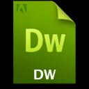 Иконка Dreamweaver