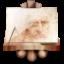 Иконка мольберт