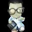 Иконка Франкенштейн с ipad