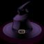 Иконка шляпа ведьмы