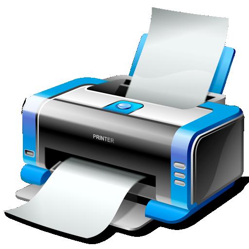 Иконка принтер - принтер