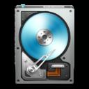 Иконка винчестер - компьютер, жесткий диск, винчестер, hdd
