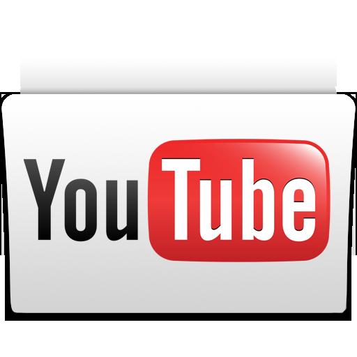 Иконка YouTube - ютуб, папка, YouTube
